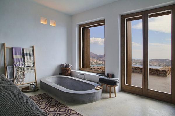 Dreamy Marble Bathtub