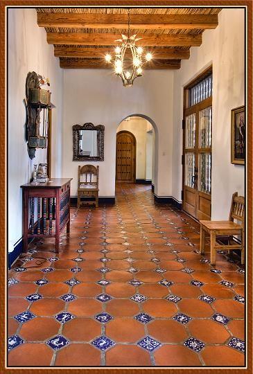 Mexican Saltillo Tiles