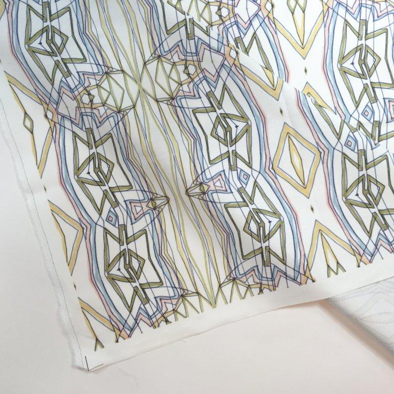 Neutral Mod Fabric