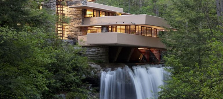 Fallingwater Forest View