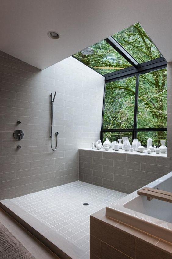 Modern Luxury Loft Bath
