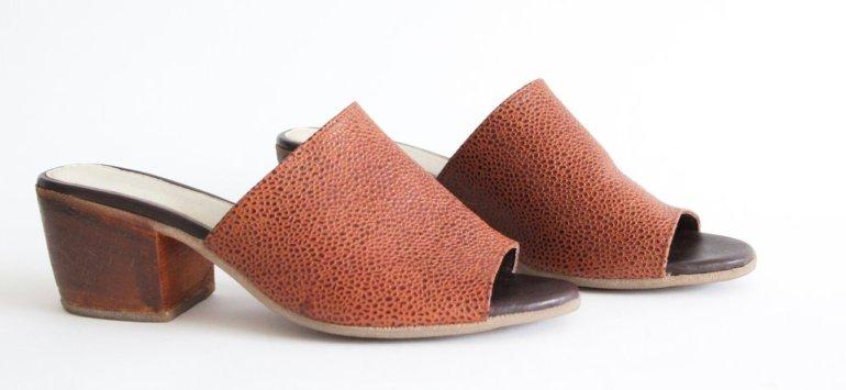 Frida Pecosa Heels by Teysha
