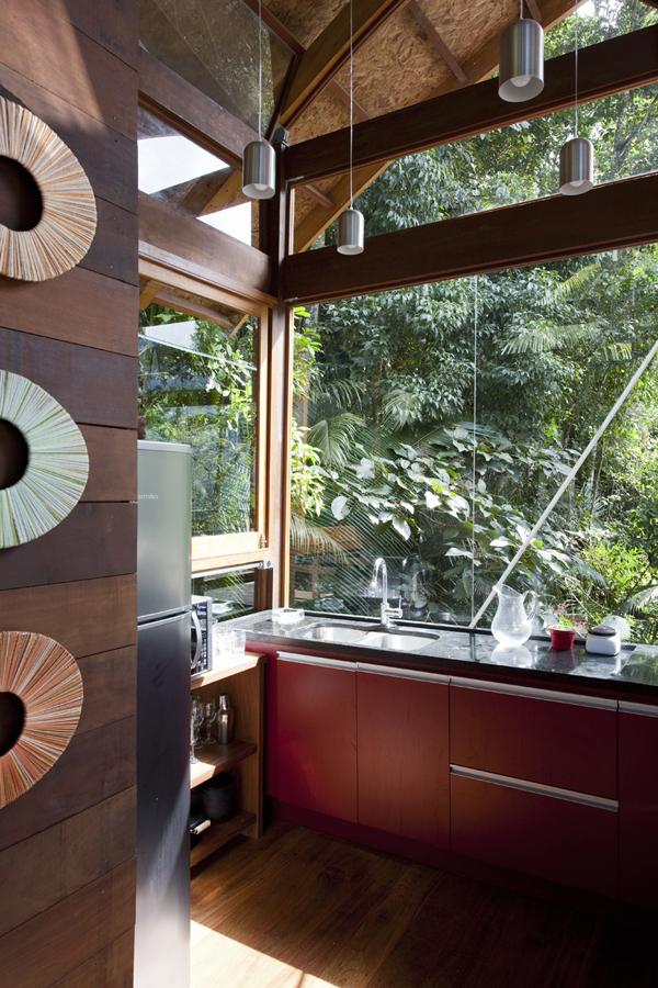 Jungle Kitchen