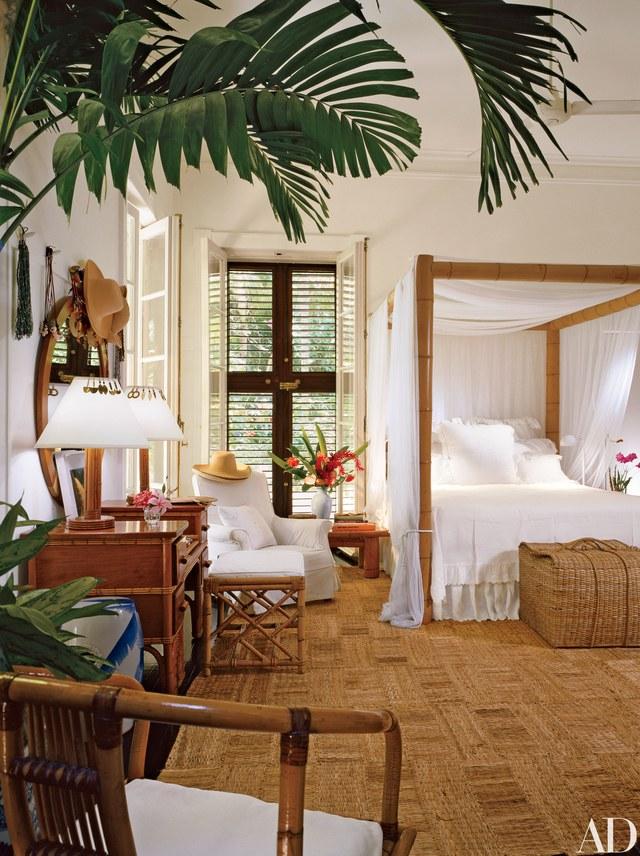 Tropical Dream Room