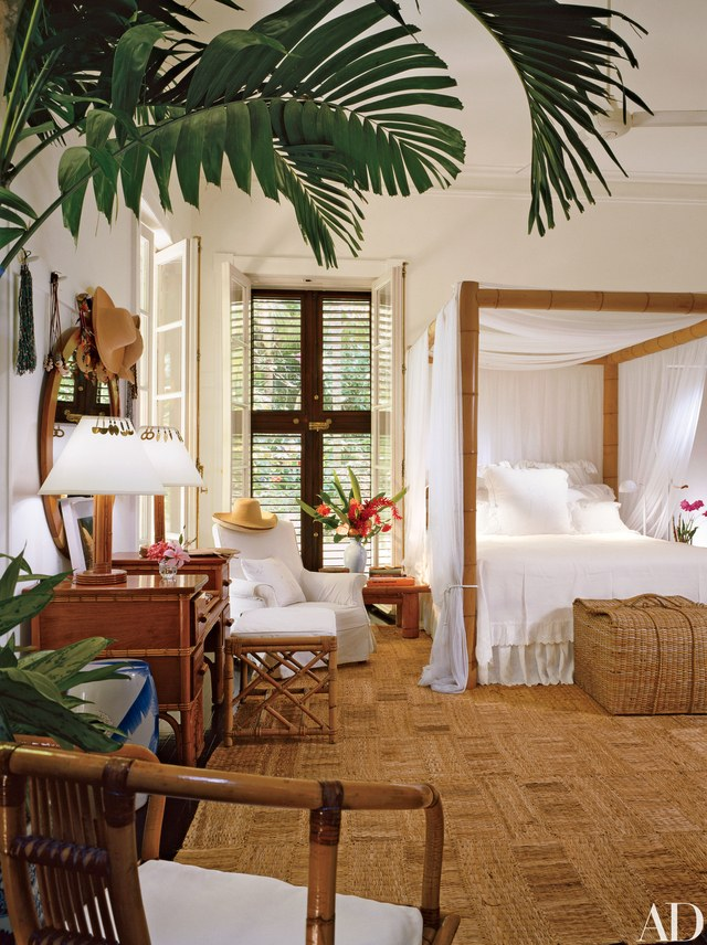 Tropical Dream Room
