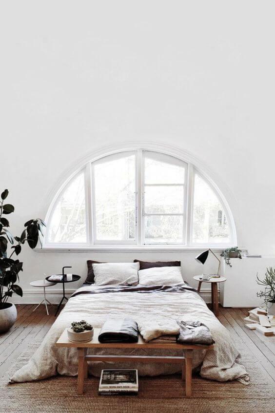 Half Moon Window