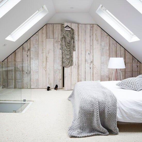 Skylight Framed Loft
