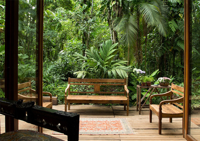 Jungle Patio