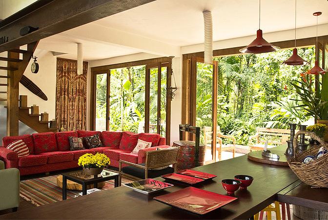 Rich Interior