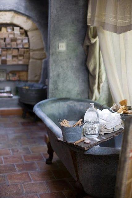 Soapstone Clawfoot Tub
