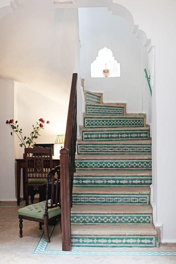 Emerald Stairway