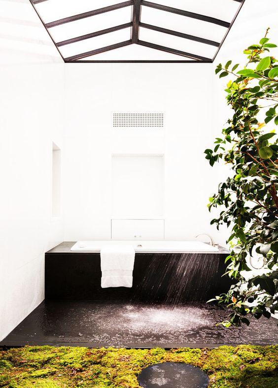 Rainforest Bath