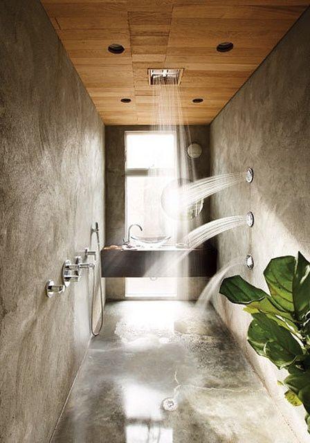 Bathing Submersion