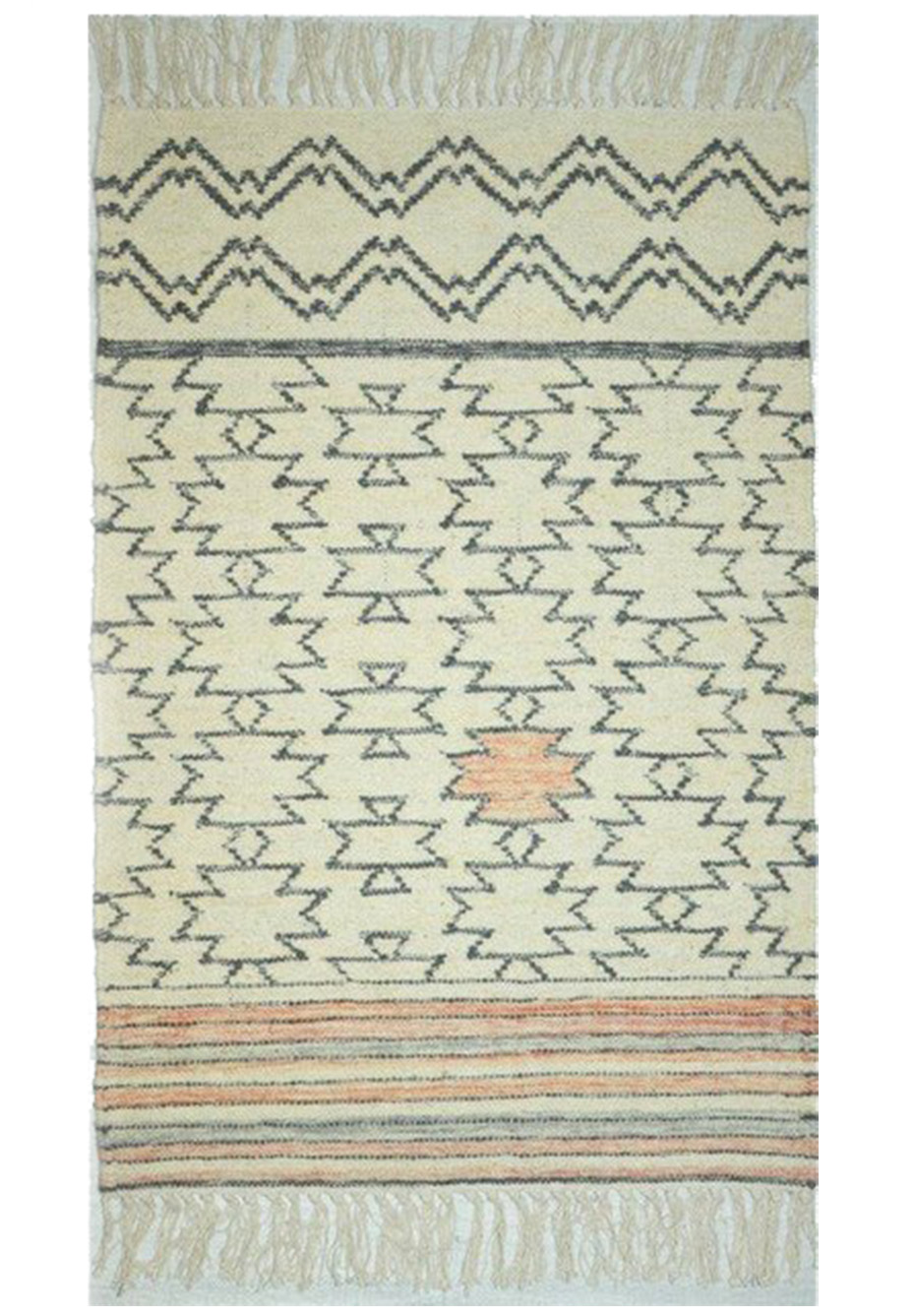 Small Cairo Rug by Bunglo - $98