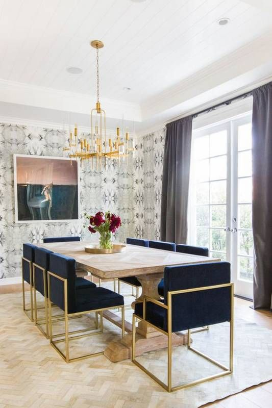 Modern Gold Accents