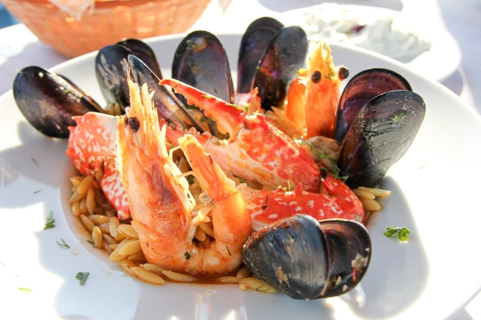 Exquisite Seafood Dinners