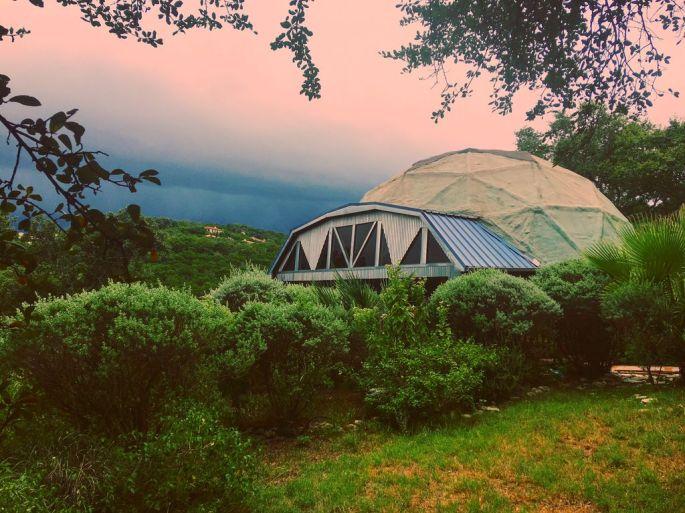 """Dome Sweet Dome"", Austin Texas"