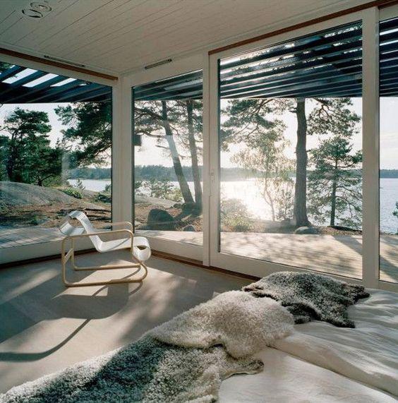 Scandinavian Summer Home