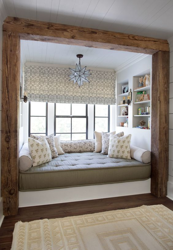 Country Reading Nook