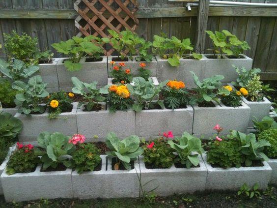 Stairstep Planter