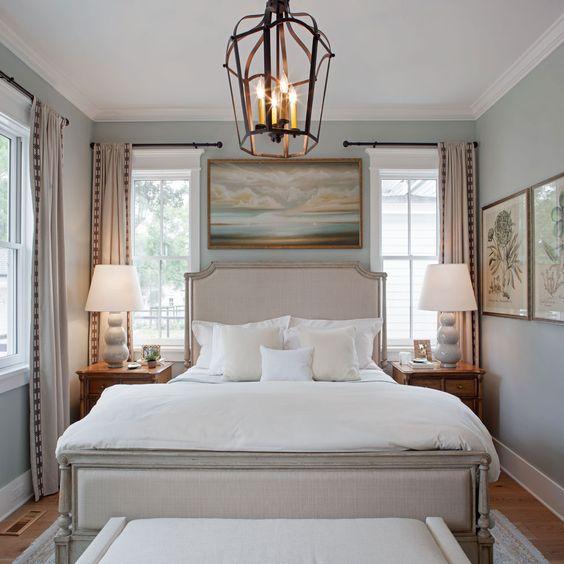 Modern Southern Bedroom