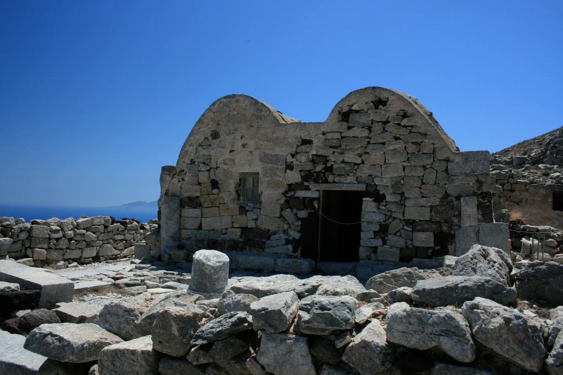 Remains of Akrotiri