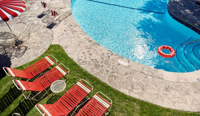 Retro Pool