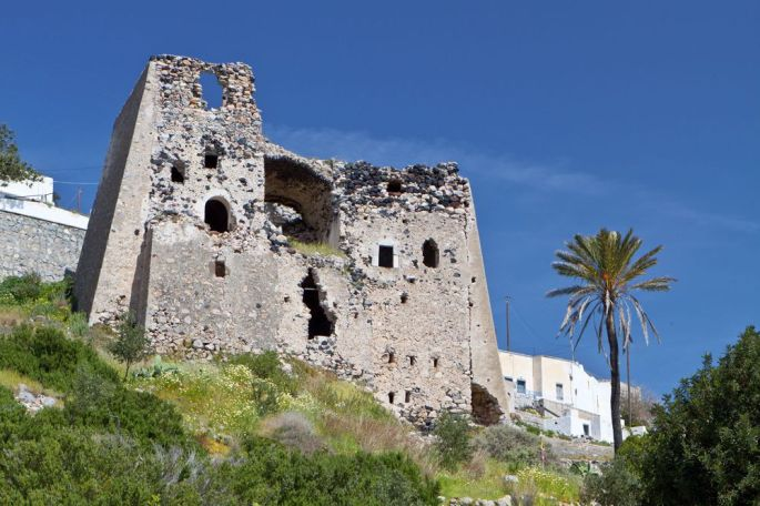 Ancient Venetian Castle, Pyrgos Agias