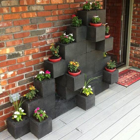 Planter Pyramid