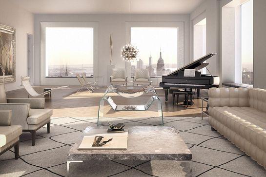 Luminous Living Area