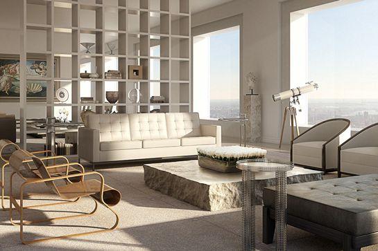 Shelf + Room Divider