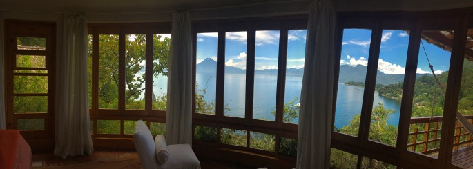 Villas Balam Ya, Lake Atitlan Guatemala