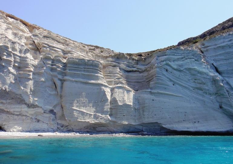 Vlychada White Sand Beach