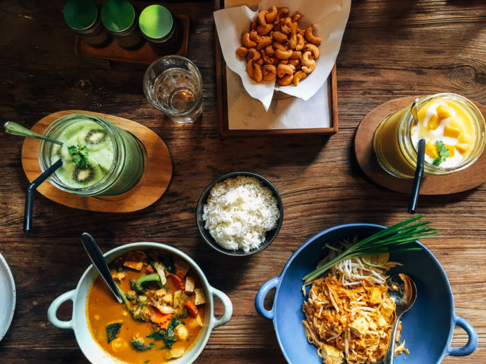 Curries, Noodles, and Juices
