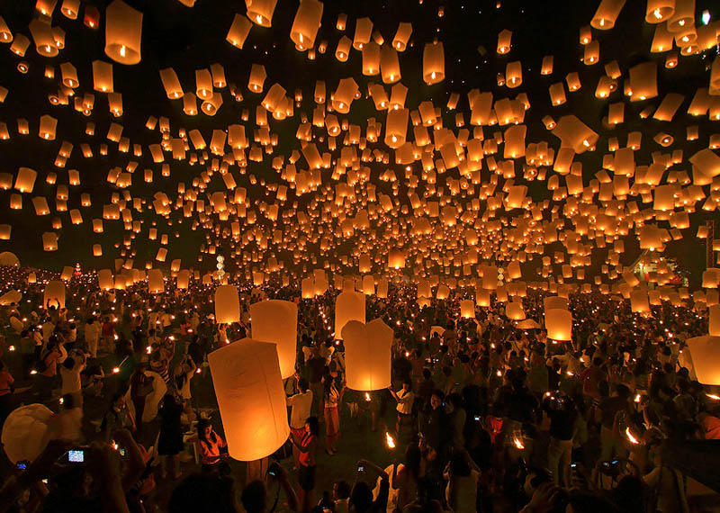 Loi Krathong Festival of Light