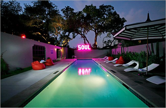 Pool with Soul