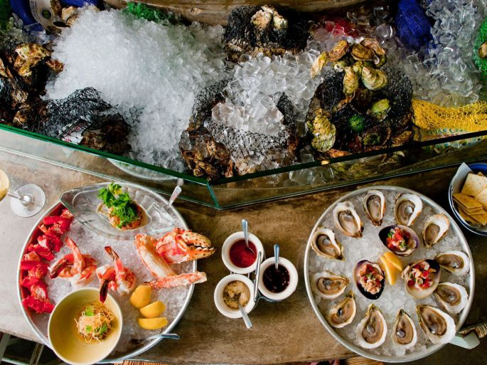 Delectable Seafood Platters