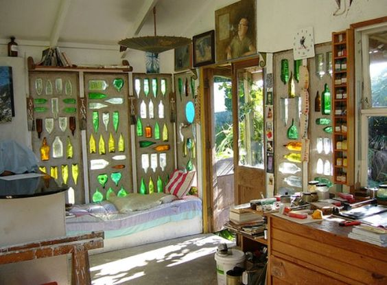 Backyard Art Studio, New Zealand