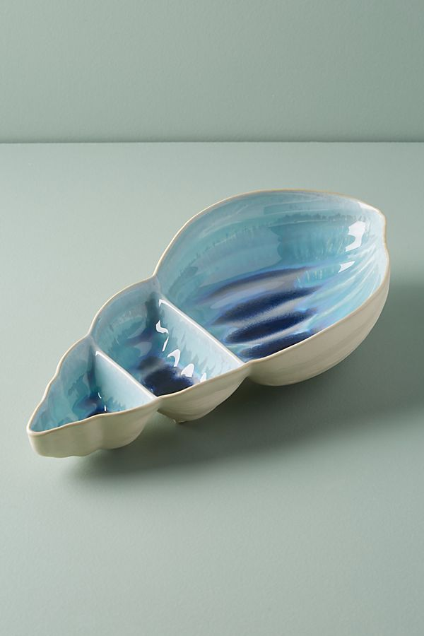 Conch Serving Dish