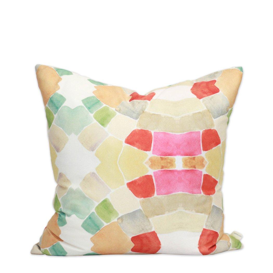 Mid Century Pop Modern Pillows