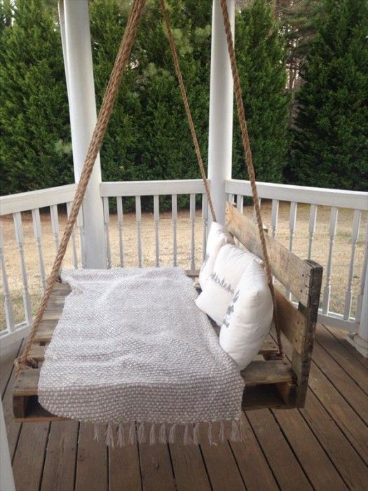 Back Porch Swing