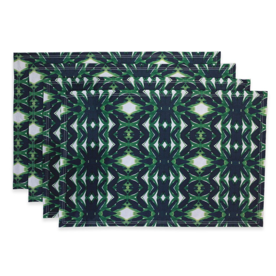 Emerald Organic Placemats