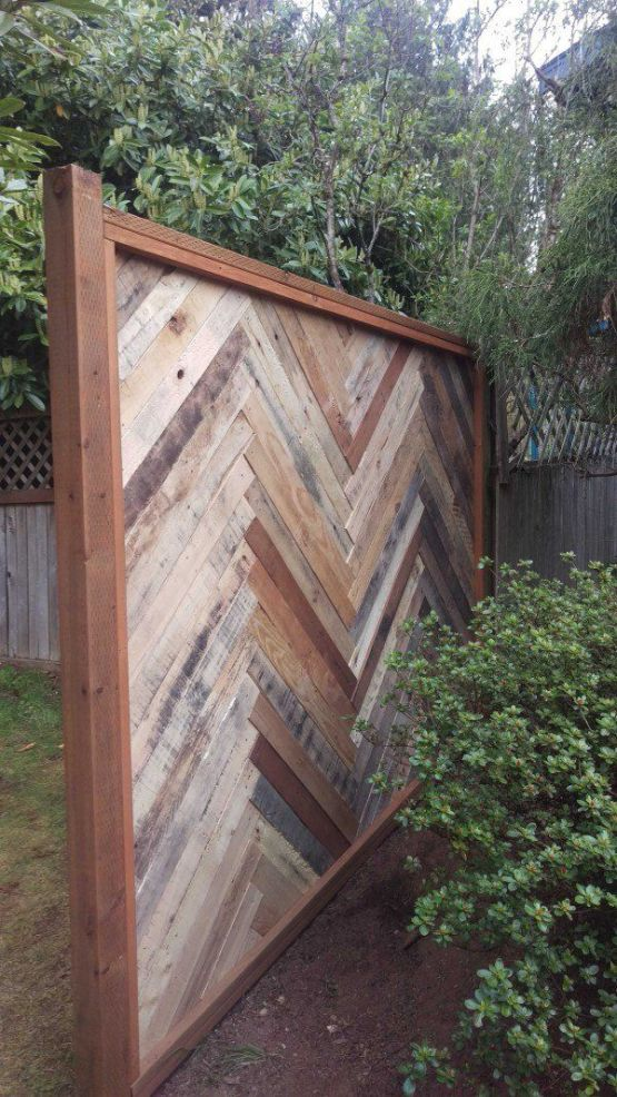 Geometric Privacy Fence