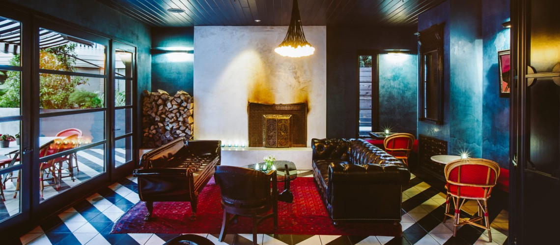 Saint Cecilia Lounge