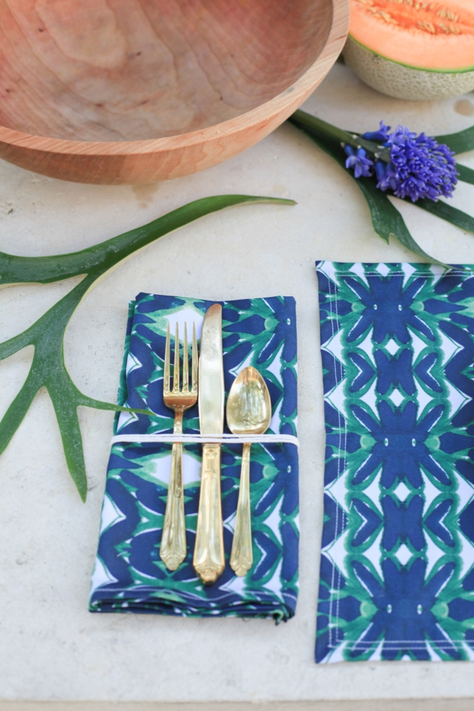 Emerald Organic Napkins