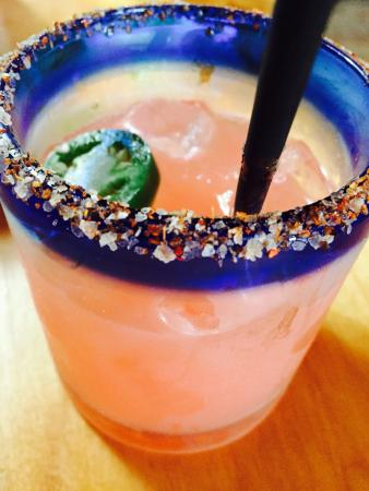 The Lupita, a Jalapeño and Watermelon Infused Tequila Cocktail