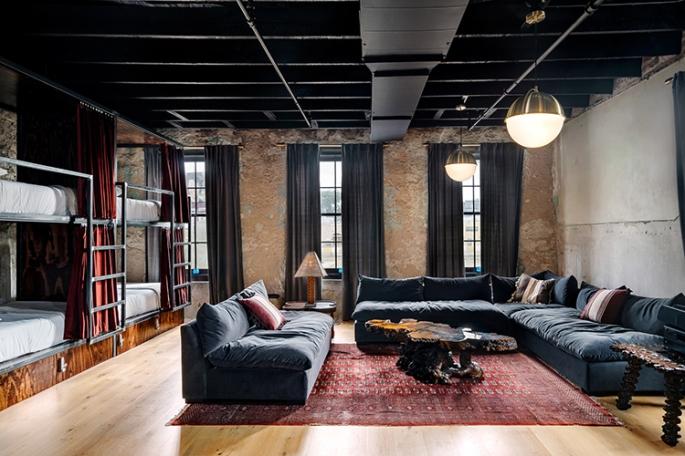 Dormitory Lounge