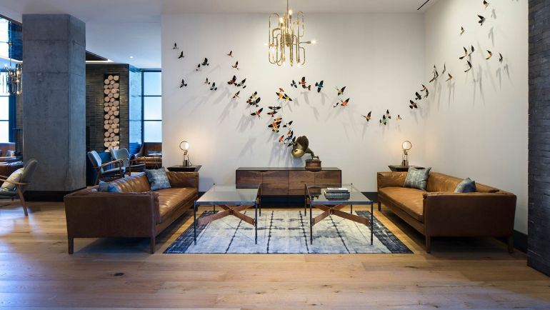 Record Player Birds by Paul Villinski