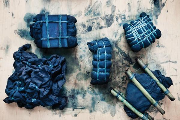 Indigo Dye Workshop