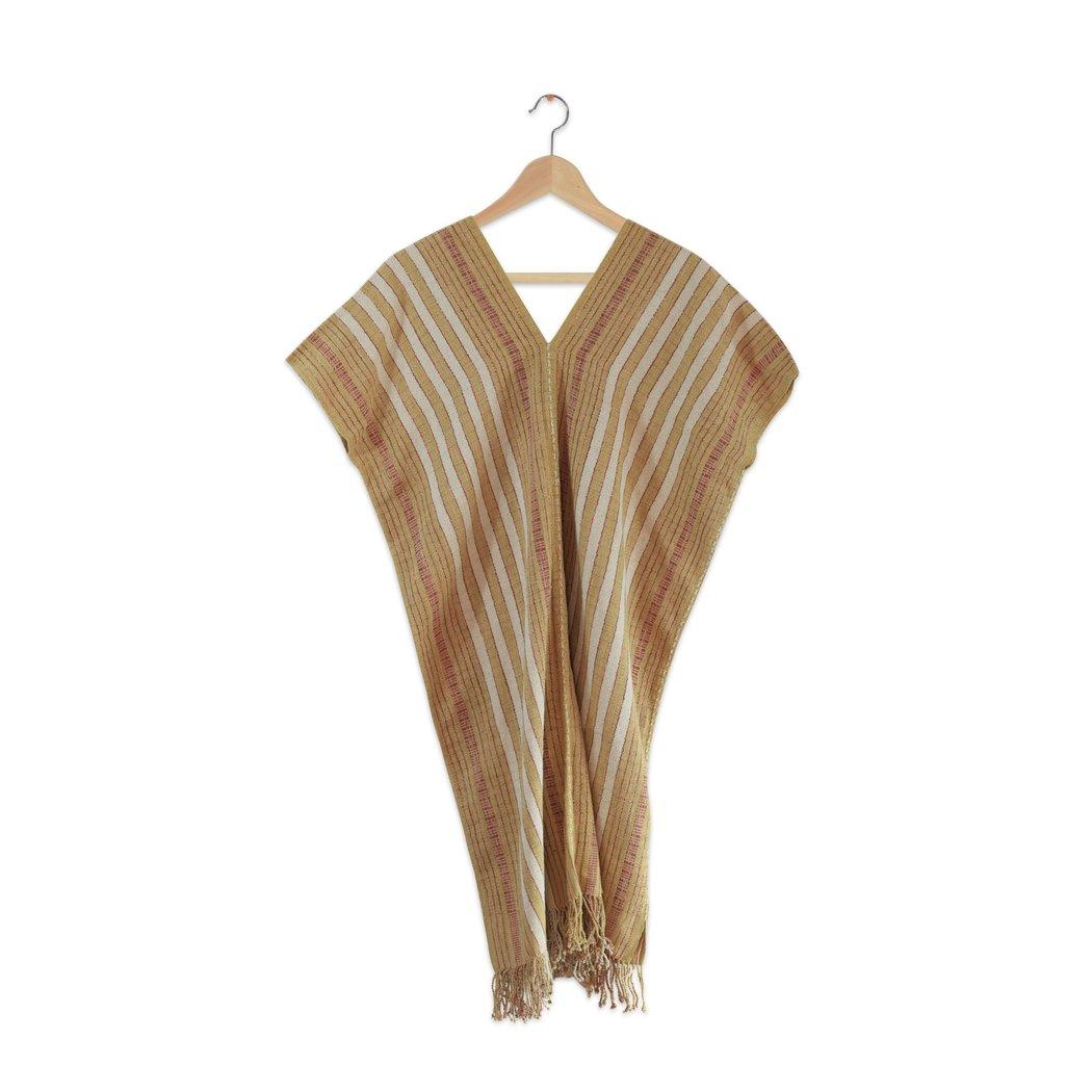 Thai Gold Summer Dress